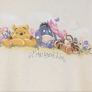 Disney Winnie the Pooh Perfect Day Tee Shirt